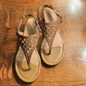 Sperry Sandals. 7.5 M